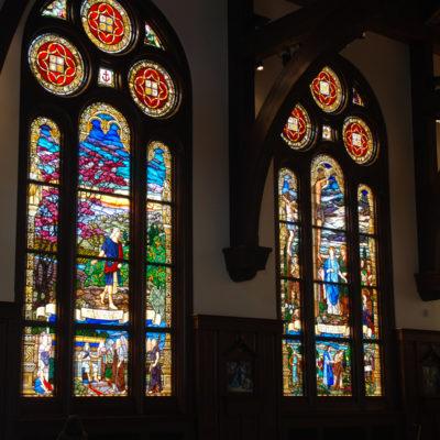 3 windows north